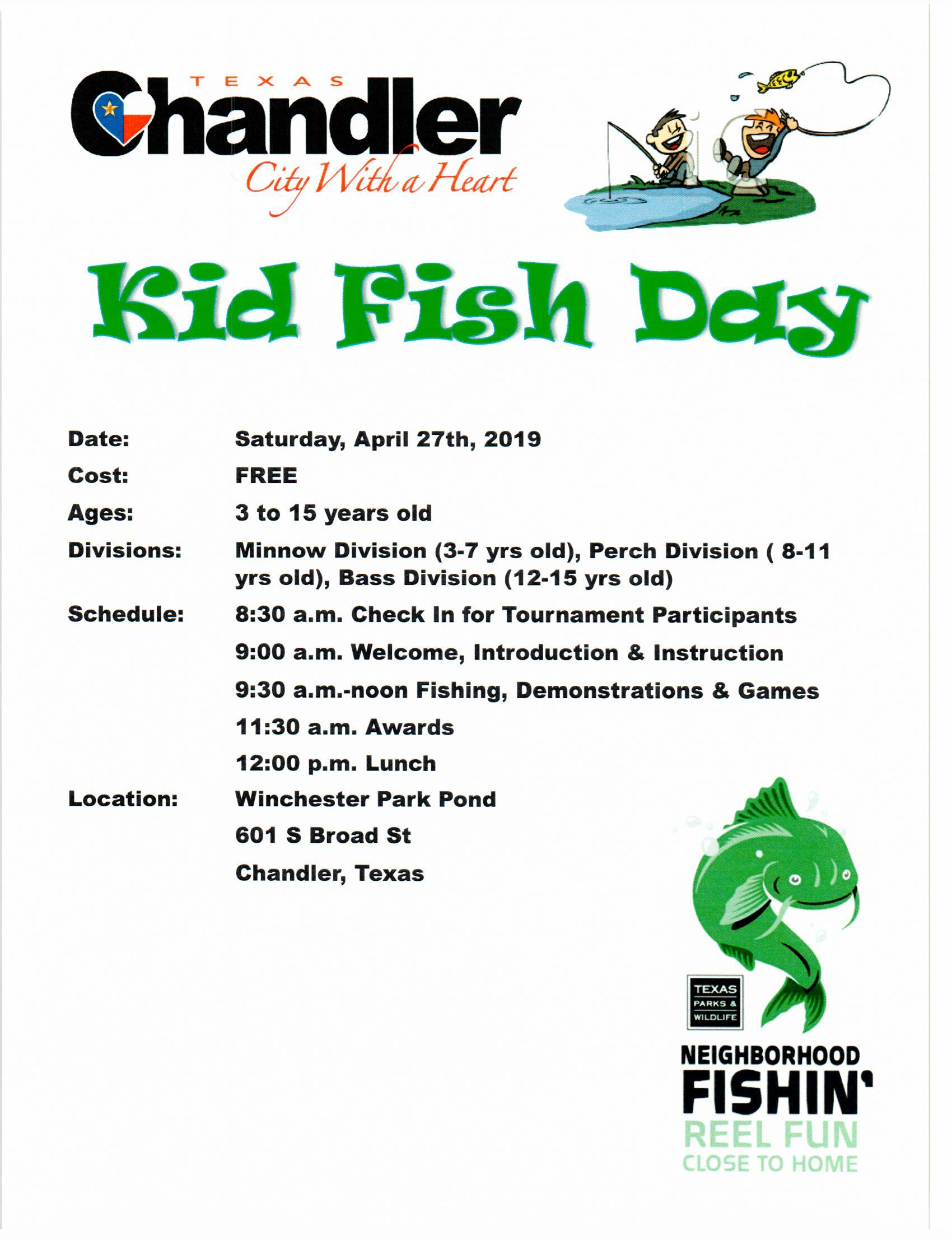 Kid Fish Day Flyer0001
