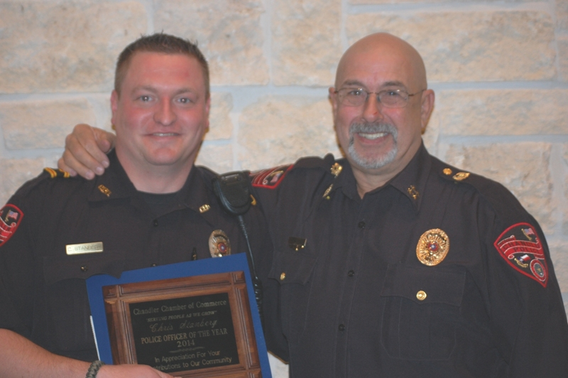 Police Officer of the Year (2)