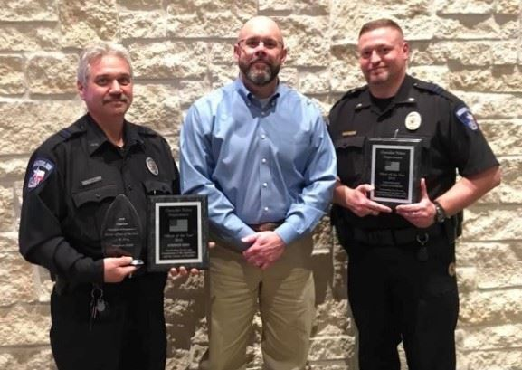 2018 Officer of the year (2)